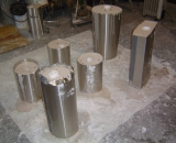 35 investment molds